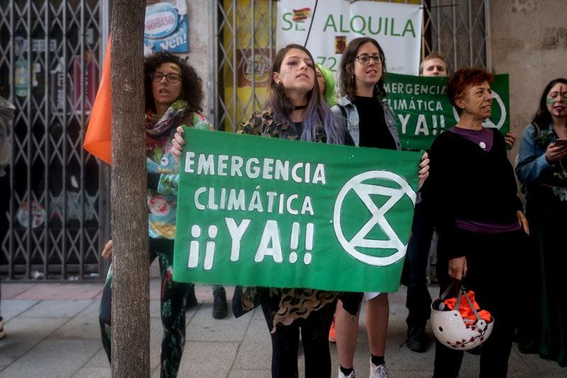psoe, gobierno, emergencia climatica, cambio climatico, calentamiento global