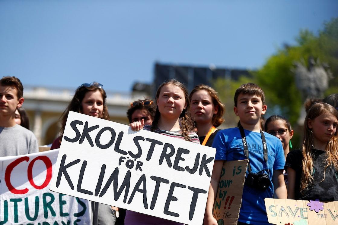 Greta Thunberg: un año de huelgas por el clima para cambiar el paradigma sobre la crisis climática