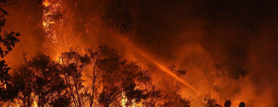 Las técnicas de desinformación han sido usadas durante la crisis de los incendios en Australia